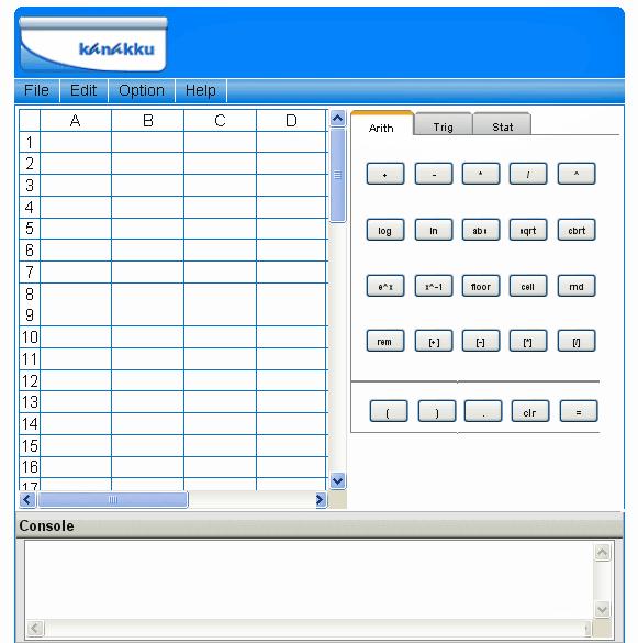 online spreadsheet calculator