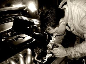 automobile repair troubleshooting