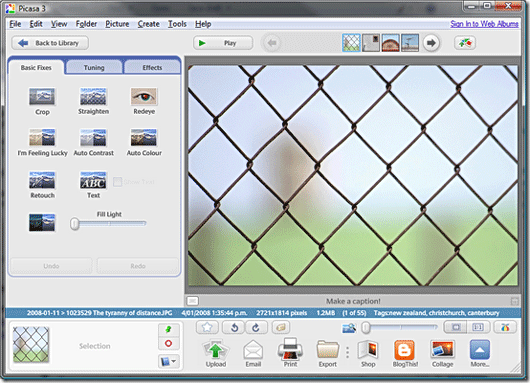 Roundup: 15 Must-Have Free Software Programs for Your PC picasa 3