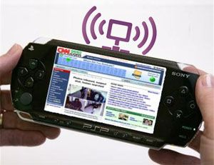How To Use Your PSP WiFi Scanner To Find A Wireless Internet Hotspot