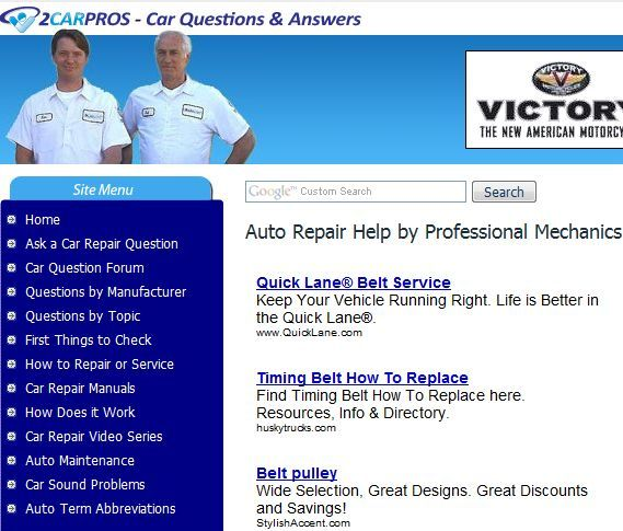 free troubleshooting car problems