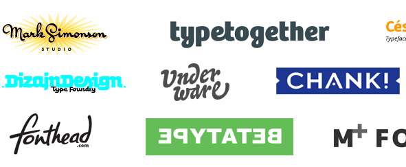 online font library