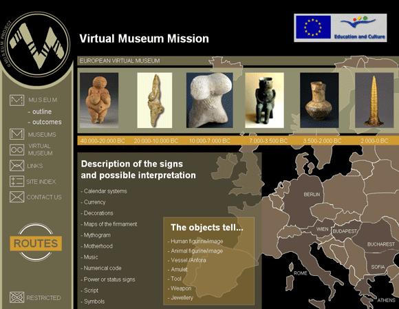 european museums online
