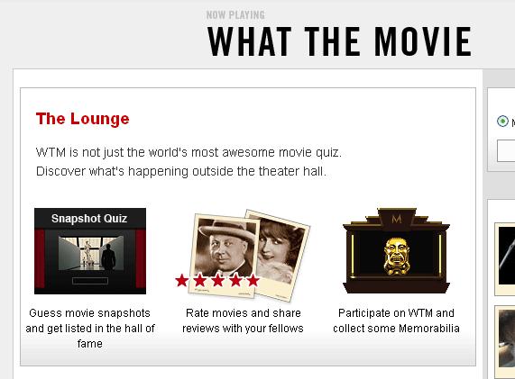 movie quiz site
