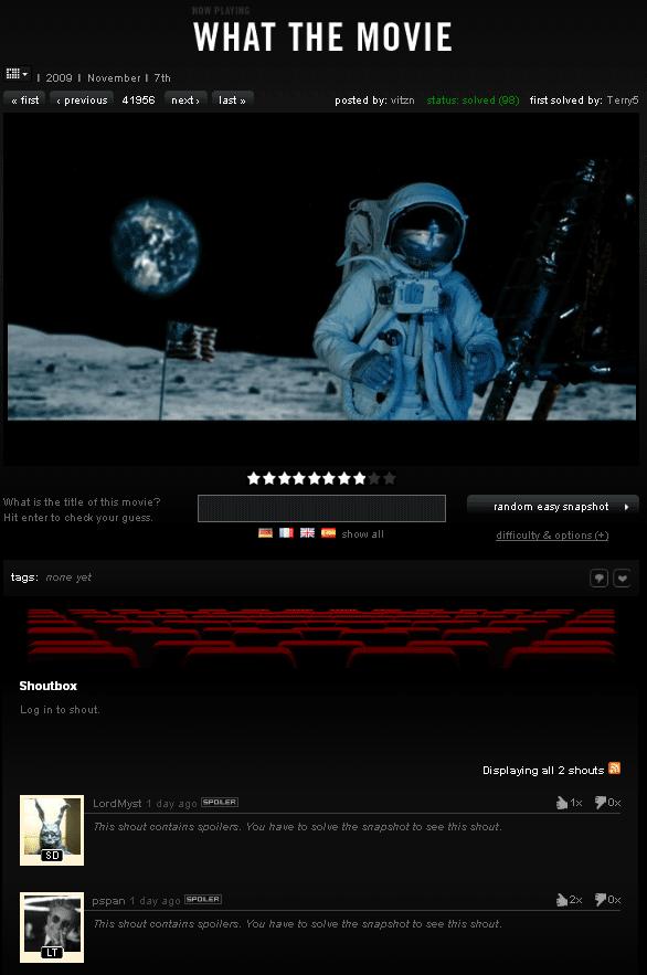 movie quizes site