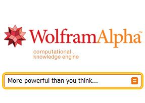 The True Power of the Wolfram Alpha Knowledge Engine