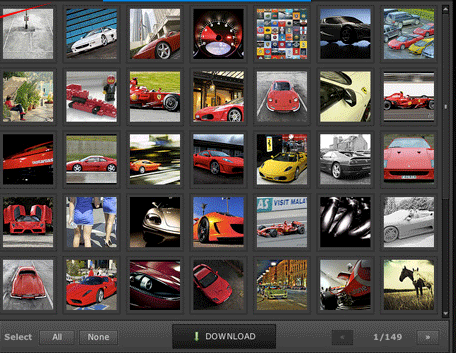 download flickr pictures