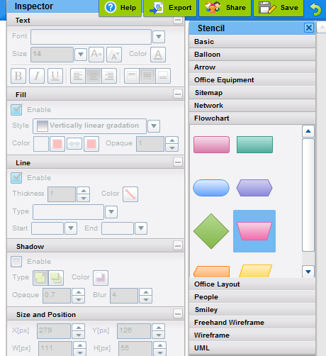 cacoo   Cacoo: Collaborative Diagram Creation Tool