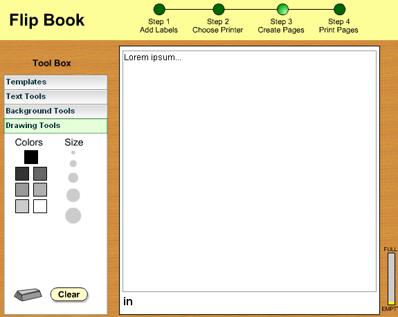 flipbook   FlipBook: Create Printable Flip Books Online