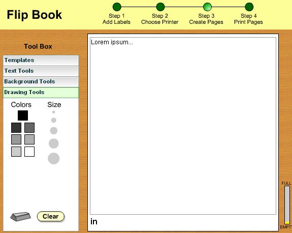flipbook   FlipBook: Create Printable Flip Books Online