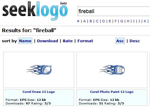 image thumb114   SeekLogo: Free Vector Logo Search Engine