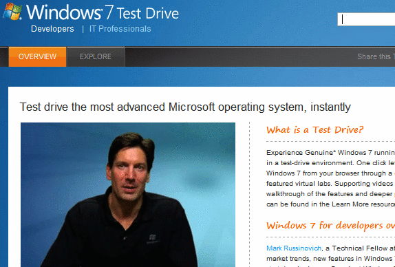 demo windows 7