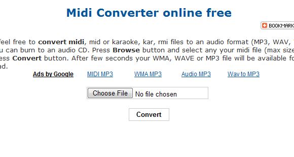 convert midi files