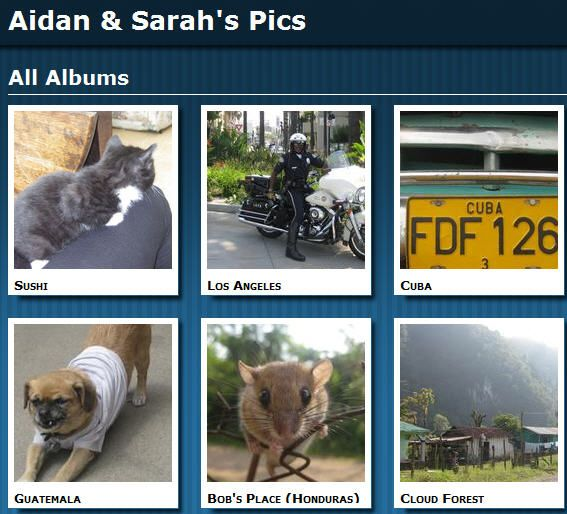 PhotoSwarm: Create Free Photo Websites  photoswarm2 0