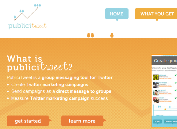twitter ad marketing software