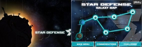 The Best iPhone Tower Defense Games 2009 + Giveaway stardefense1