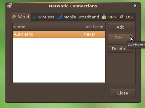 how to share your wireless connection ubuntu