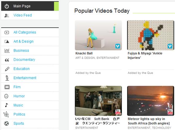 cool web videos
