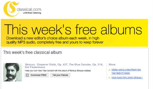 classical music free mp3 download