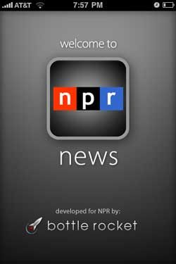 How To Use NPR's Free iPhone and iPod Touch News App