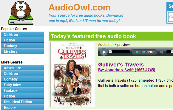 free audio books for ipod