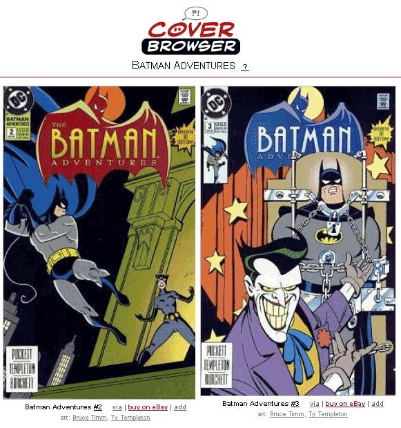 comics cover database