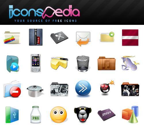 free icon resources