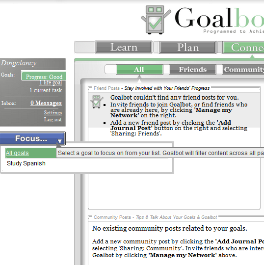 image thumb33   GoalBot: Step By Step Goal Tracking & Sharing