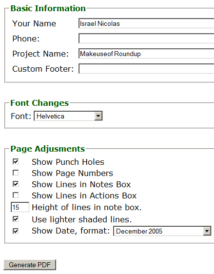 pdf notepad
