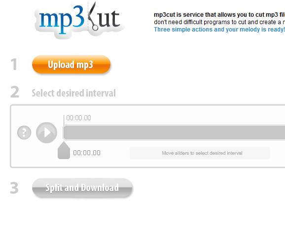 mp3 file splitter