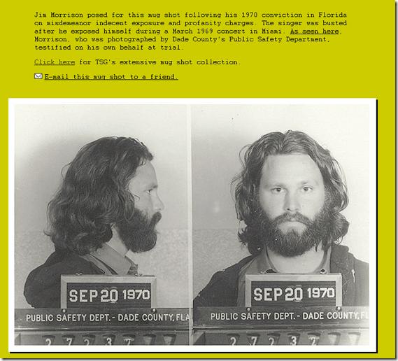 The Best Mugshot Websites To Check Out Your Criminal Side