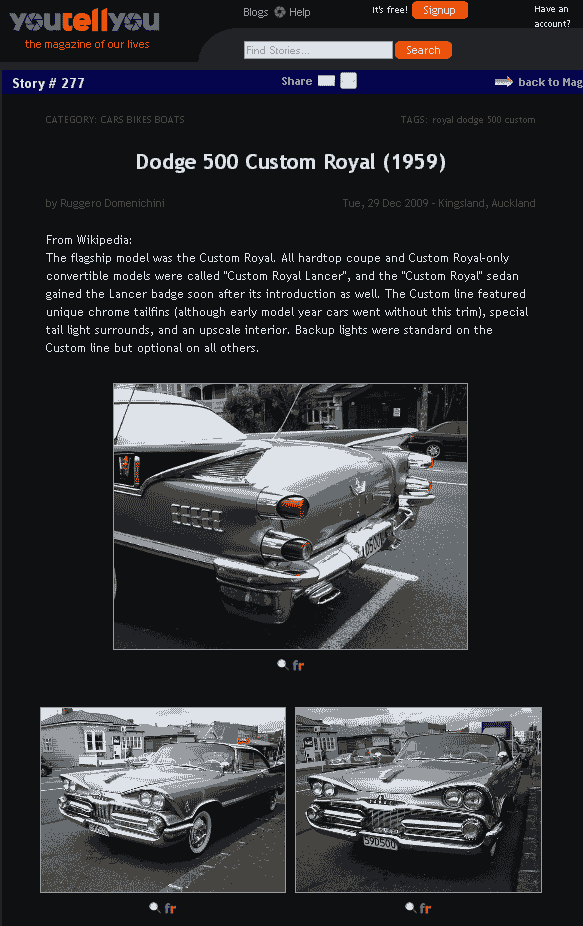 make photo magazine
