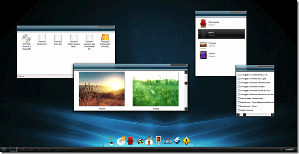 Top 5 Windows 7 Themes You Might Want To Try 7theme2