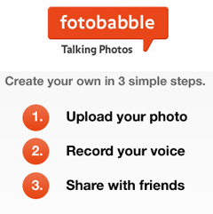 Fotobabble – Be Picture Perfect by Adding Voice to Your Photos