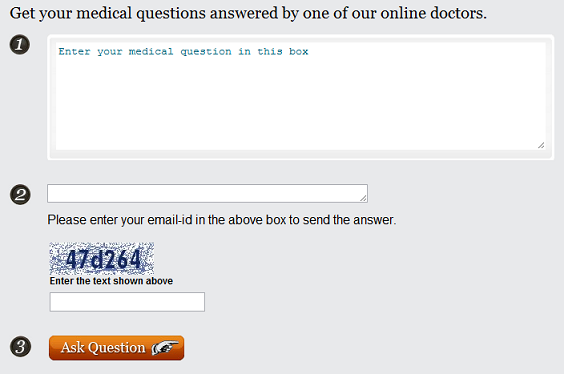 medical questions answered free