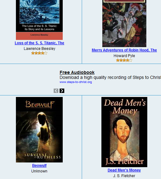 b0   Booksshouldbefree: Get free downloadable audio books in mp3 & iTunes format