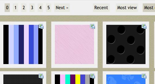 patterns for desktop