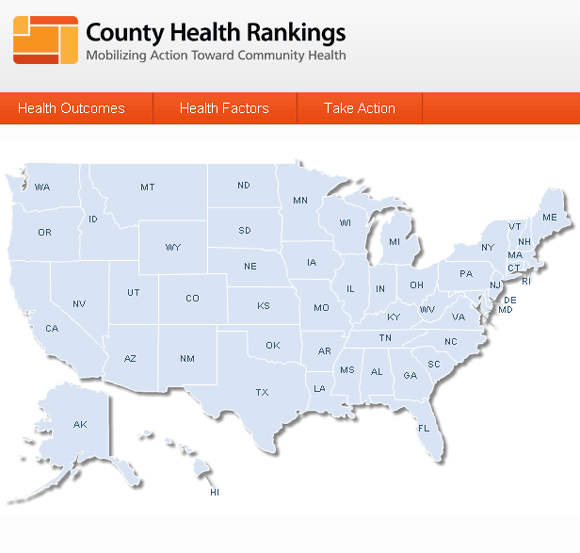 usa health rankings