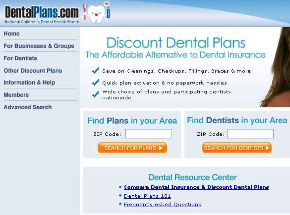 discount dental programs
