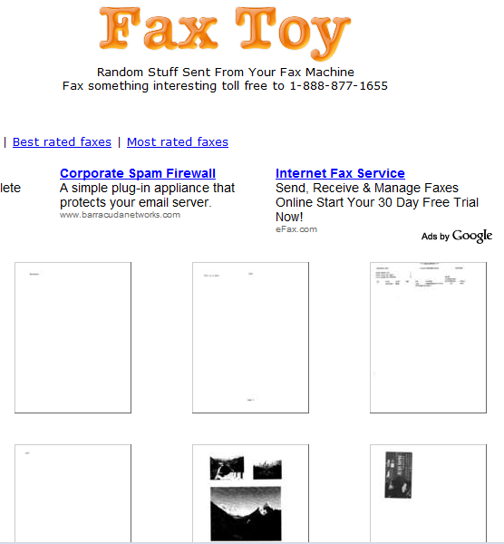 faxtoy   FaxToy: Send a Test Fax Online