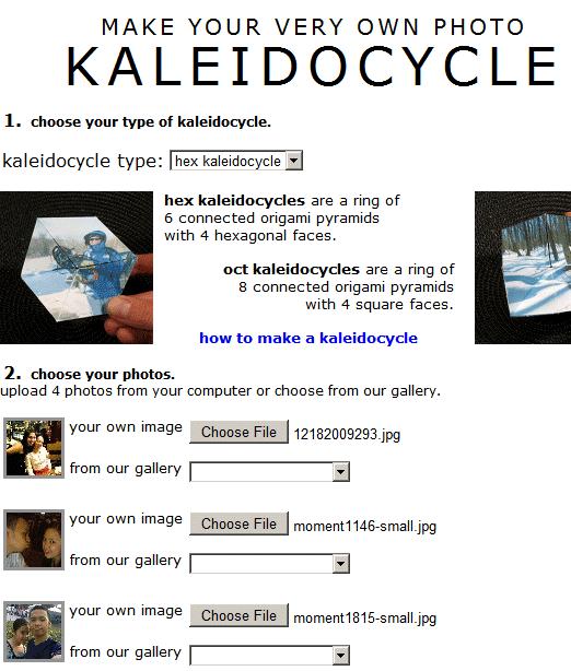 kaleidocycle
