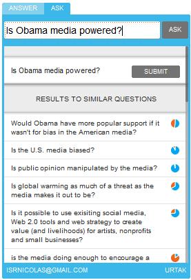 embeddable polls
