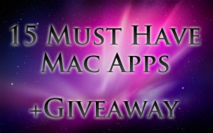 15 Must-Have Free Apps For Your Mac & Giveaway macmusthaveapps