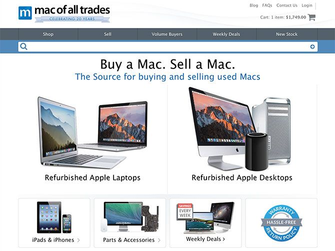 The Best Sites To Find Cheap Mac Computers macofalltrades