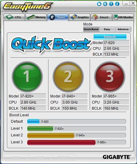 overclock cpu software