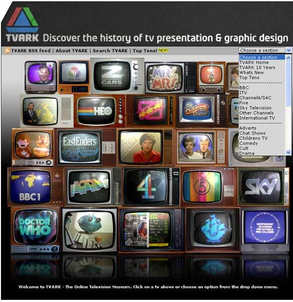 history of television programs
