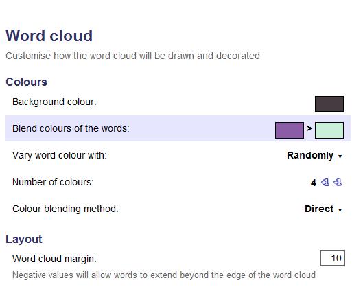 word cloud creator