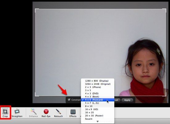 how to use iphoto