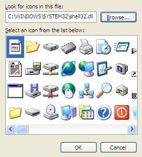 cool icons windows xp