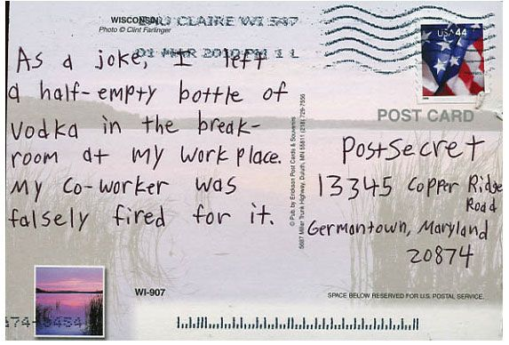 7 Sites To Help You Recover From A Bad Day Postsecret
